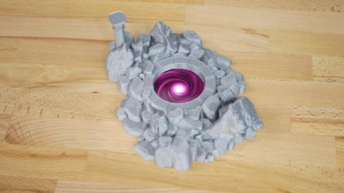 Vortex Portal 28mm - složený